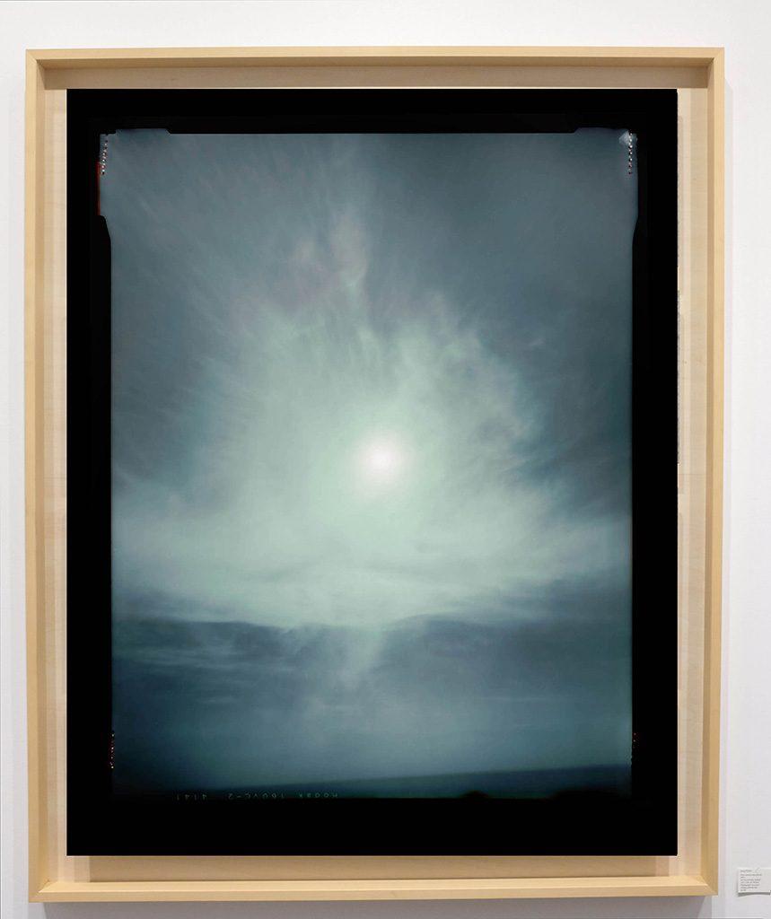 Héliographie #29 - Photographie chromogène - 150 cm x 100 cm - Edition 1/8