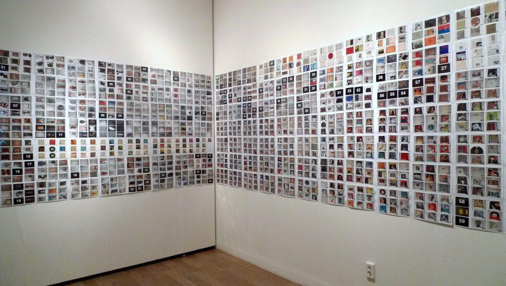 Séoul 2009 - 1911 photographies chromogènes 9cm x 13cm