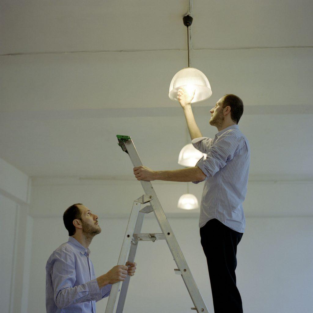 W- photographie chromogène, 120 cm x120 cm, 2009