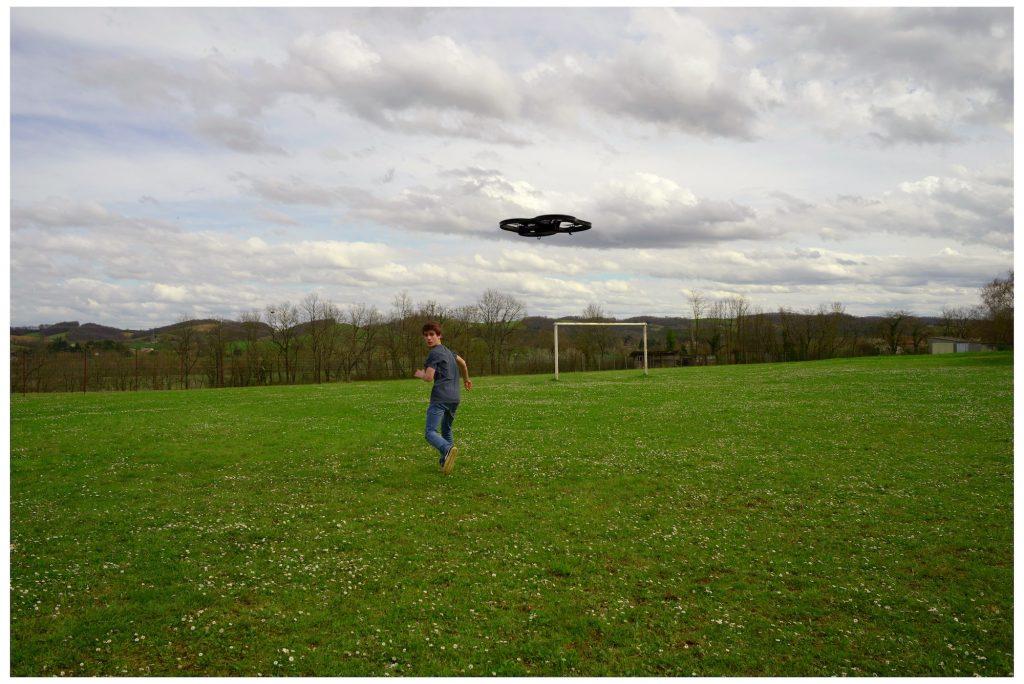drone tirage 61 cm